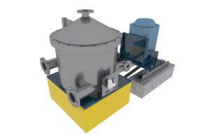 CTP – Epuratore Centripeto - Preparazione Impasti