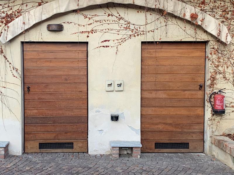 Porta d'ingresso - chiusure civili