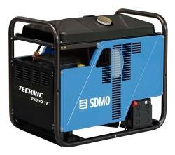 Groupes électrogènes - TECHNIC 15000TE