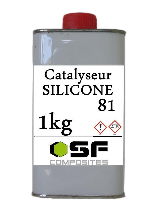 CATALYSEUR SILICONE 81 1 KG - Produits pour le moulage Silicones
