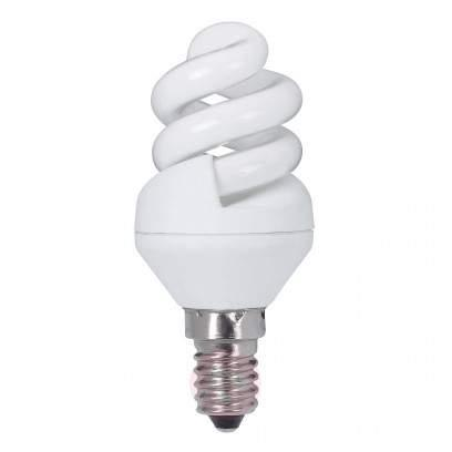 E14 9W DecoPipe energy saving bulb - light-bulbs