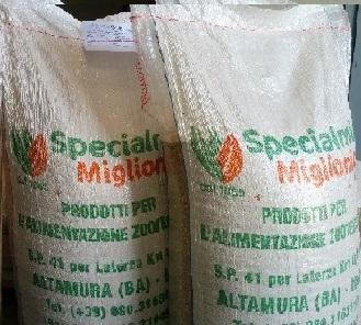 Mangime Naturale per Galline Ovaiola - Prodotto con Materie Prime naturali di alta qualità e senza uso di sottoprodotti