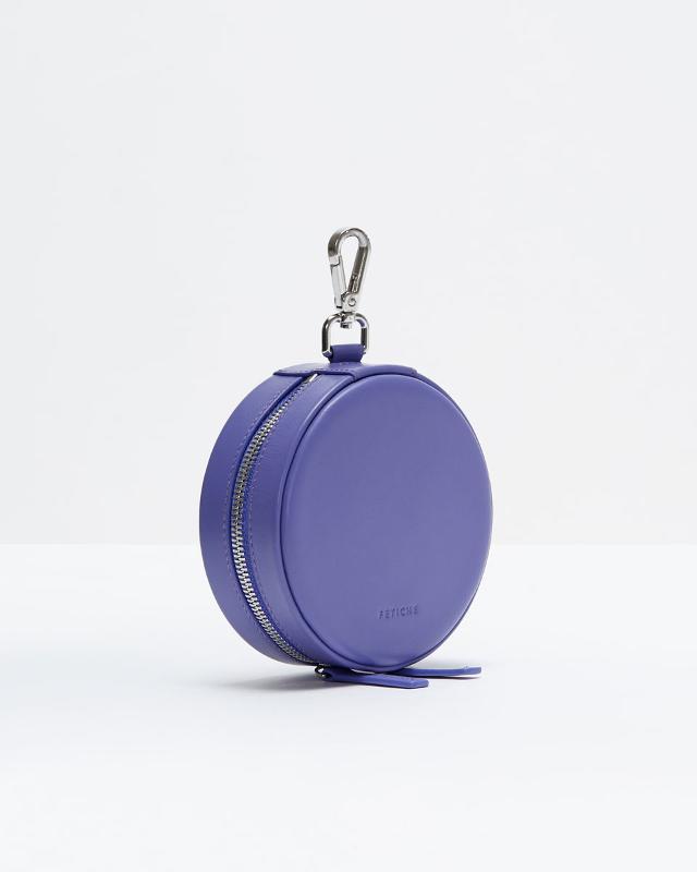 Round Purse Lilac - NATURELISM