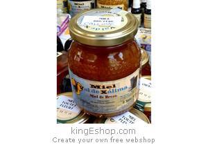 Miel de Bruyère Callune 500g - Référence : 3050