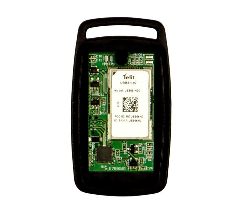 NanoTracker - World's Smallest GPS & GPRS/HSPA