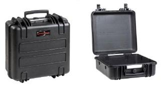 Durable waterproof transport Small cases – mod. 3317 WBE - null