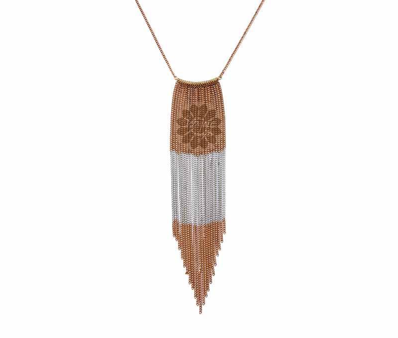Sensational Dangle Necklace -