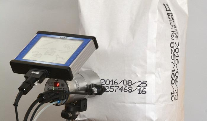 Kompakter Industrie-Kodierer - EBS-230 PicAS -