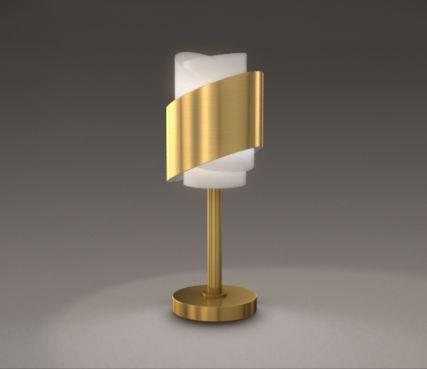 French upscale lamp - Model 159