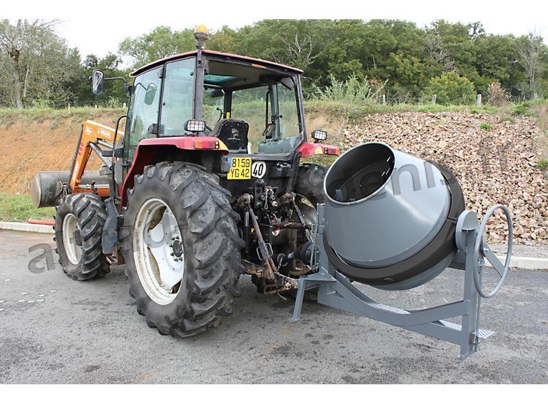 Bétonnière AG 450 - Bétonnières agricole