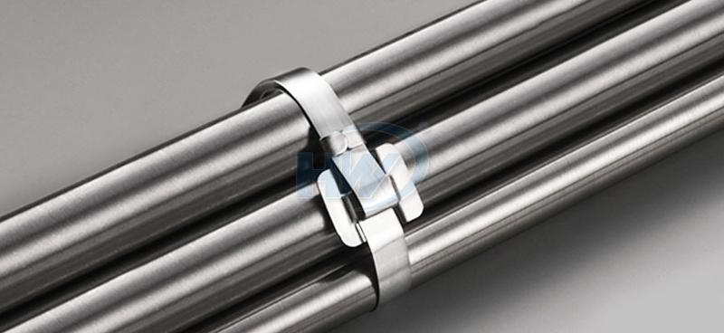 Stainless Steel Ties - Releasable Type,SS304 / SS316,150mm,75lbf