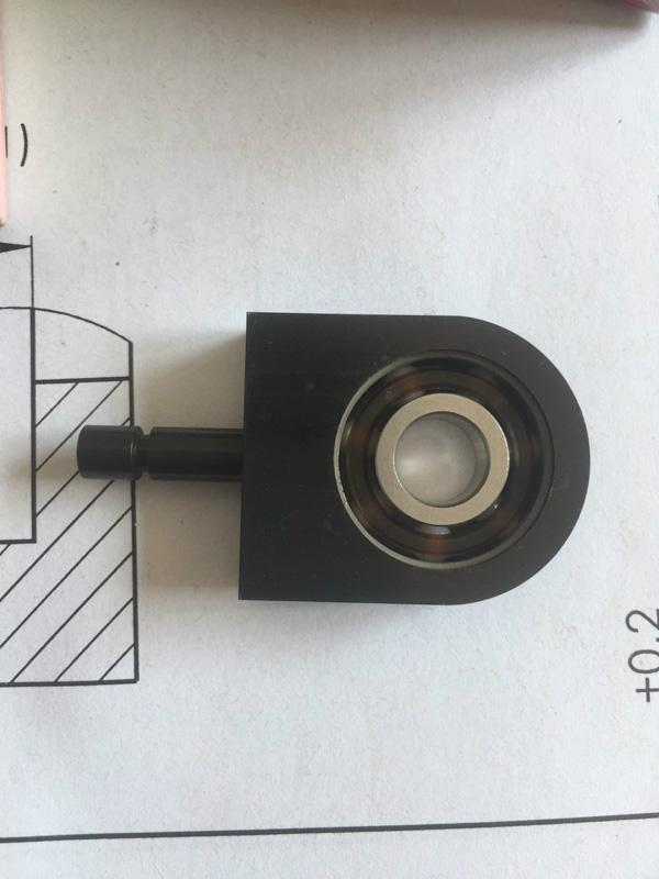 Stainless steel Roll - High precious black anodized Stainless steel Roll