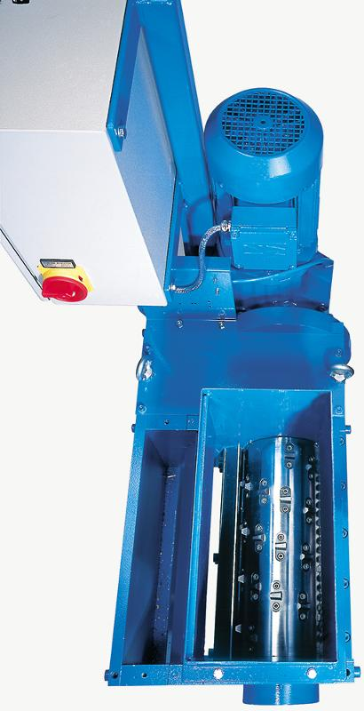 MA SWARF CRUSHER - Coolant Filtration Systems