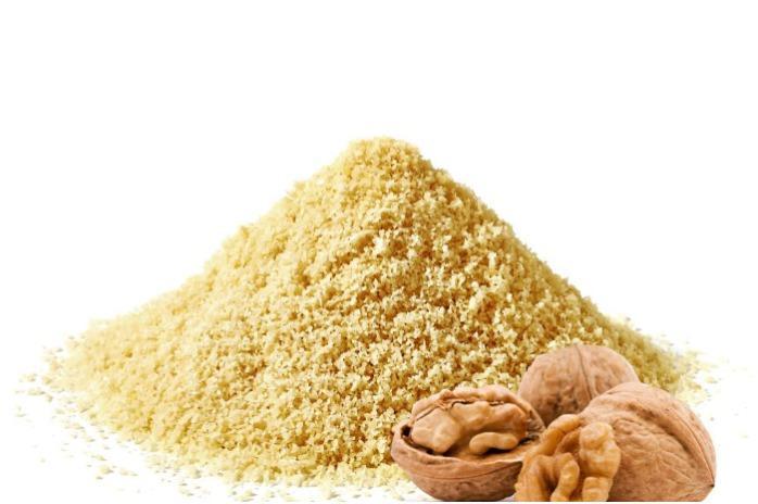 Walnut flour -