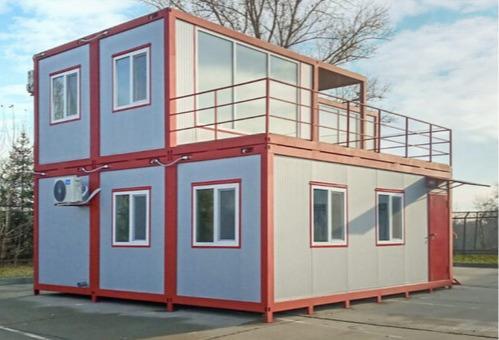 Модульное здание -