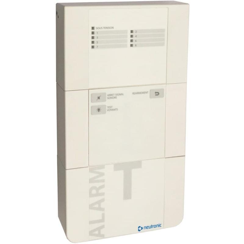 Tableau d'alarme technique - Domotique & transmetteur