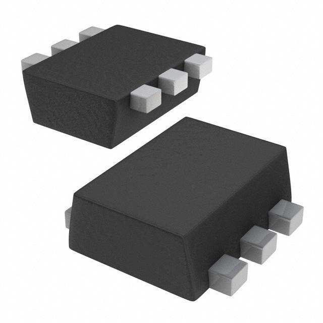 MOSFET 2N-CH 60V 0.34A SOT666 - Nexperia USA Inc. 2N7002BKV,115