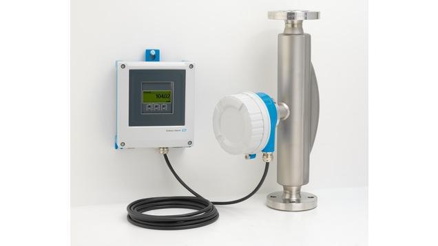 Proline Promass F 500 Débitmètre Coriolis - Le débitmètre offrant haute précision et robustesse