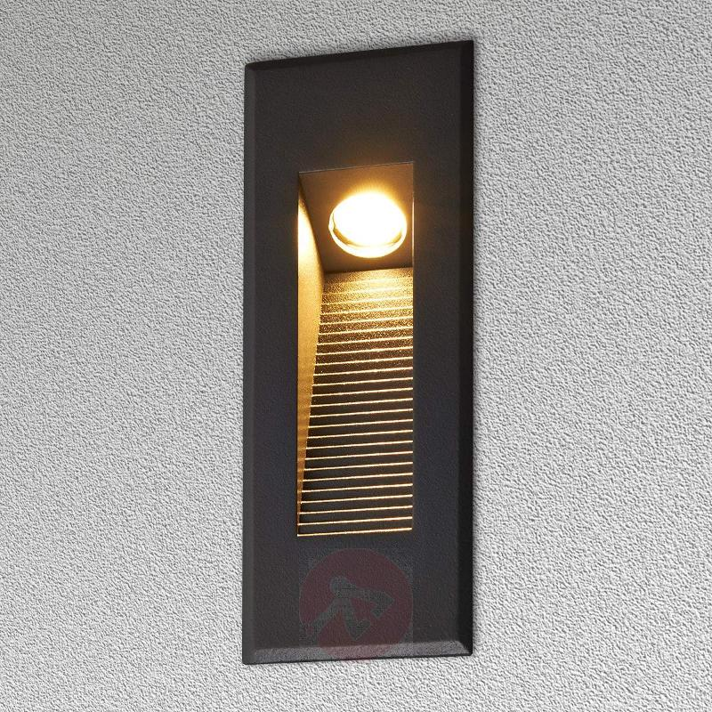 Indirect shining LED installed wall light Nuno