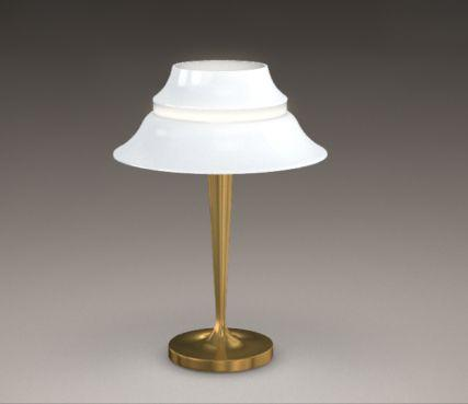 1930 table lamp - Model 516