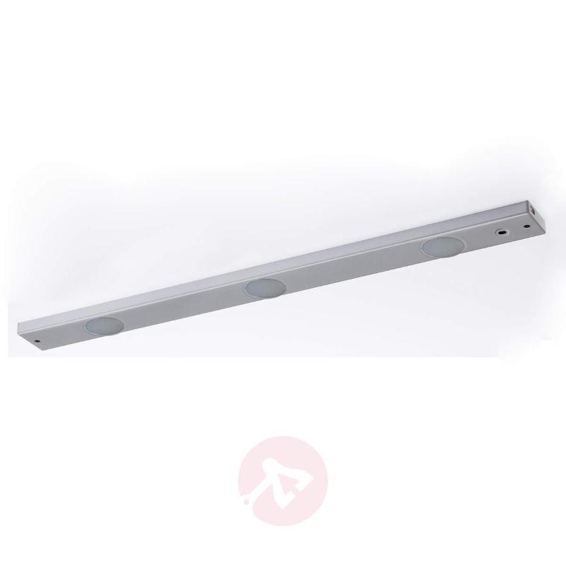 Cabinet Light LED under-cabinet light in titanium - Additional Furniture Lights