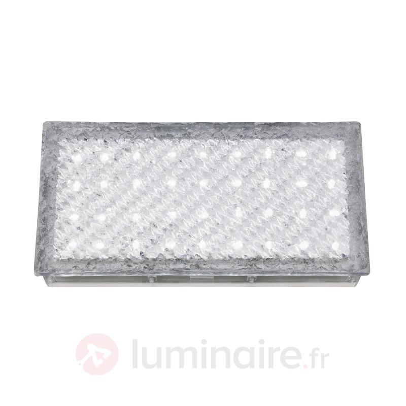 Spot LED encastrable dans le sol Walkover 20 cm - Tous les spots encastrés au sol