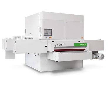 Calibrating and sanding machines - OPERA 7