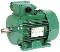 LSP Moteurs asynchrones monophasés fermés à condensateur permanent 0.06 à 1.5 kW