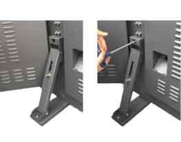 FASCIA – Bordocampo LED digitale per palazzetti e arene - null
