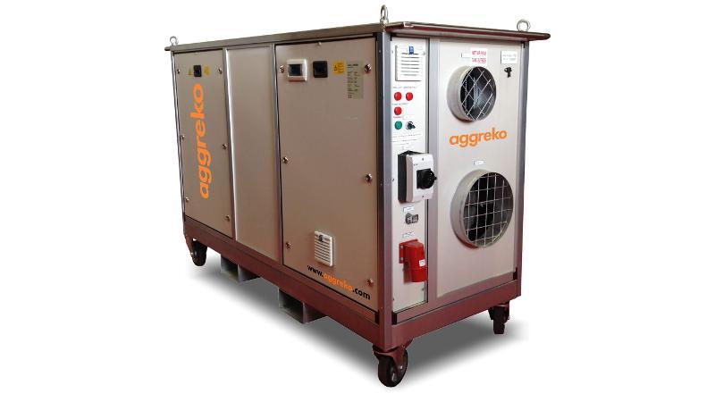 2000 Entfeuchter - Mieten Und Vermietung Von Generatoren, Klimaanlage Oder Industrieheizung