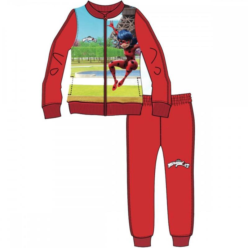 5x Survetements LadyBug du 3 au 8 ans - Jogging et Survêtement