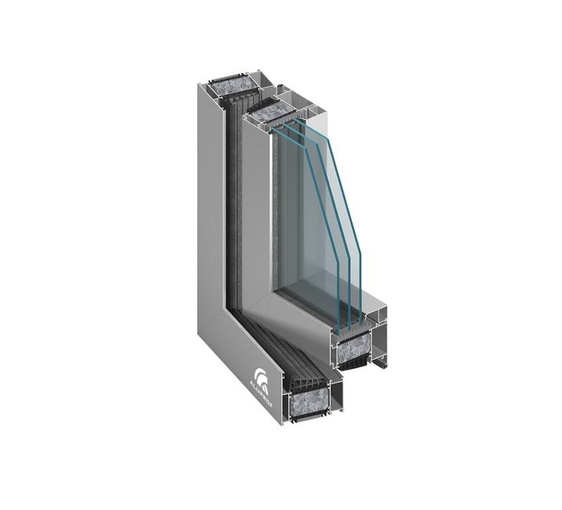 window-and-door-systems aluprof mb-104-passive - aluminium-joinery