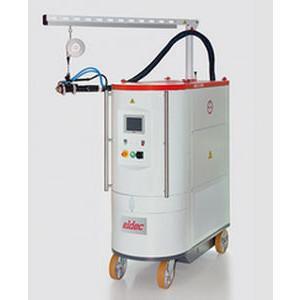 Generadores MICO-L - MICO-L: solución perfecta para el calentamiento por inducción móvil