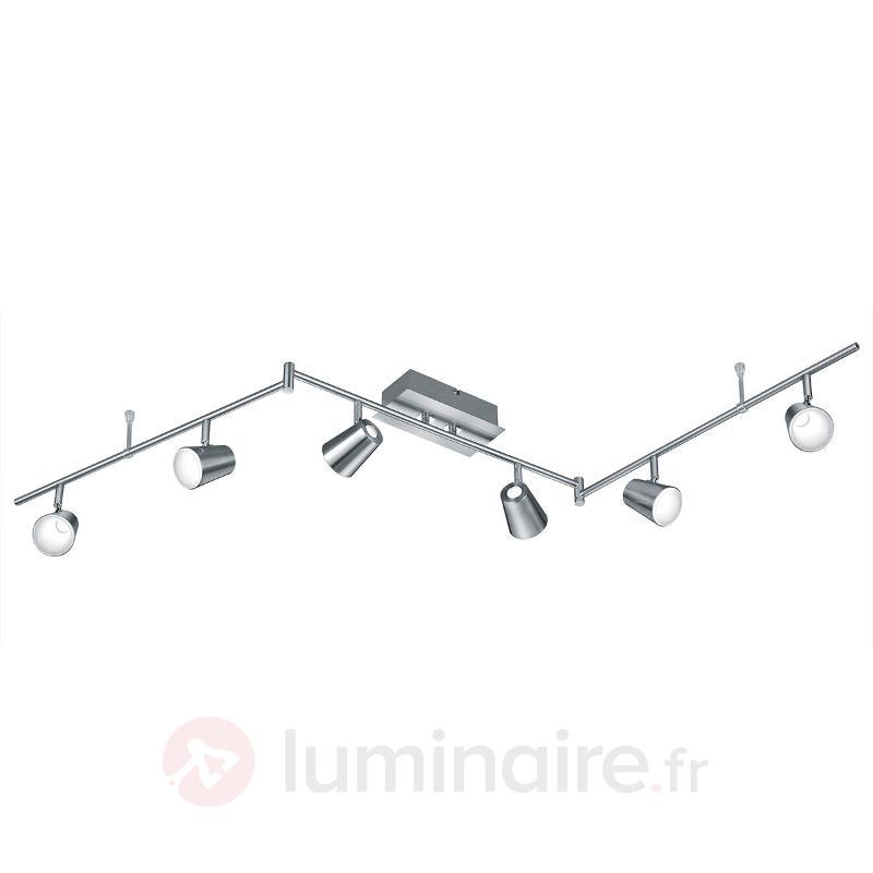Plafonnier LED Narcos coudé - Spots et projecteurs LED
