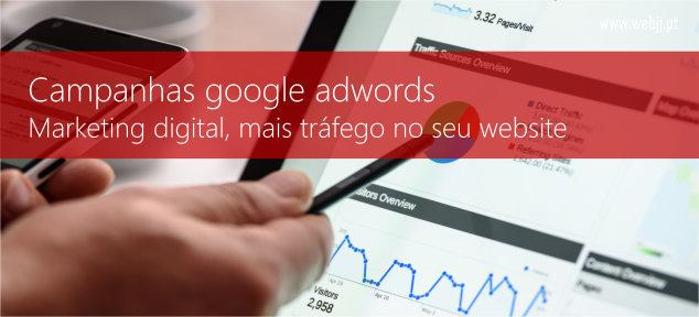 Campanhas google adwords Marketing digital