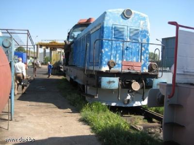 Locomotive  - LDH125