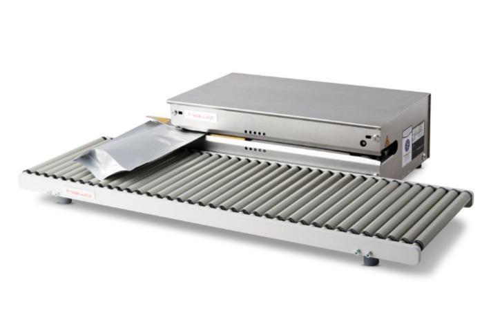 Hawo HPL 500 DV & 3000 DC-V - Sellador de calor rotativo | TERMOSELLADORAS AUTOMÁTICAS