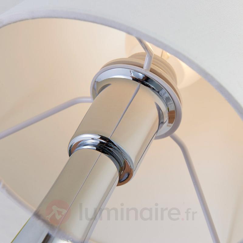 Belle lampe à poser en tissu Henrik - Lampes à poser en tissu