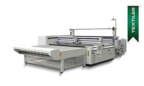 Laser system for textiles