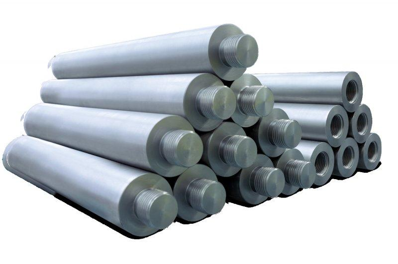 Glass melting electrodes - Molybdenum electrodes for the glass melting production