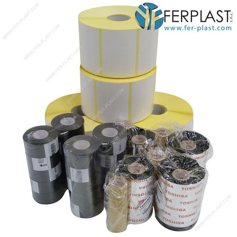 Label roll - Markers and printers