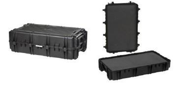 Copolymer polypropylene waterproof case - mod. 10840B - null