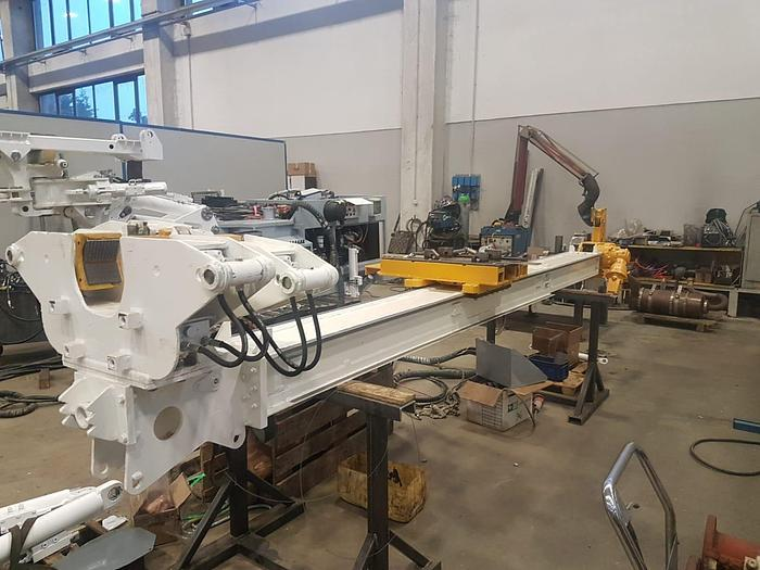 Trivellatrice Comacchio Mc 600 - Construction machinery