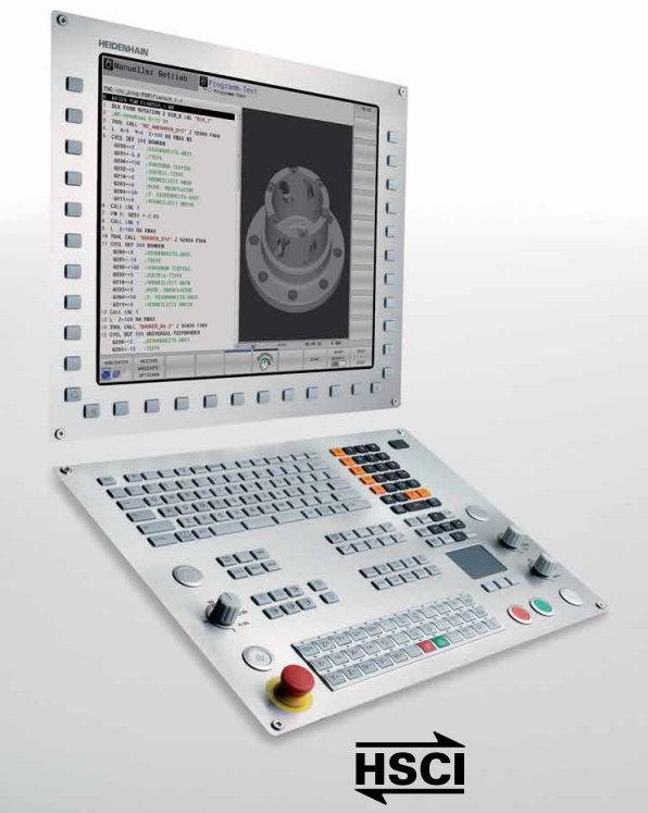 CNC control - TNC 640
