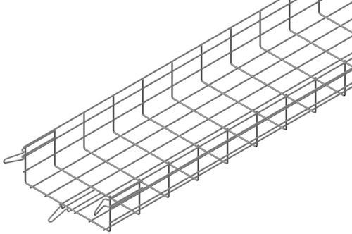 Bandejas portacables de malla EASYCONNECT  - EASYCONNECT es el sistema de bandeja portacables más resistente y seguro