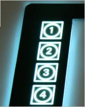 Hintergrundbeleuchtung - Zugehörige