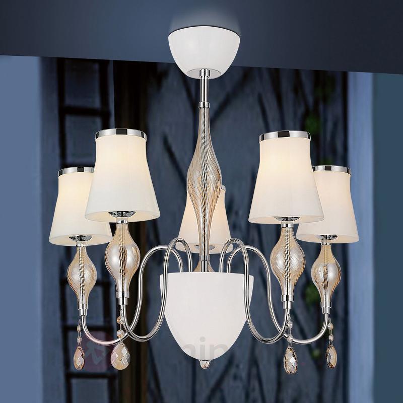 Lustre Maxima Vetro à 6 lampes