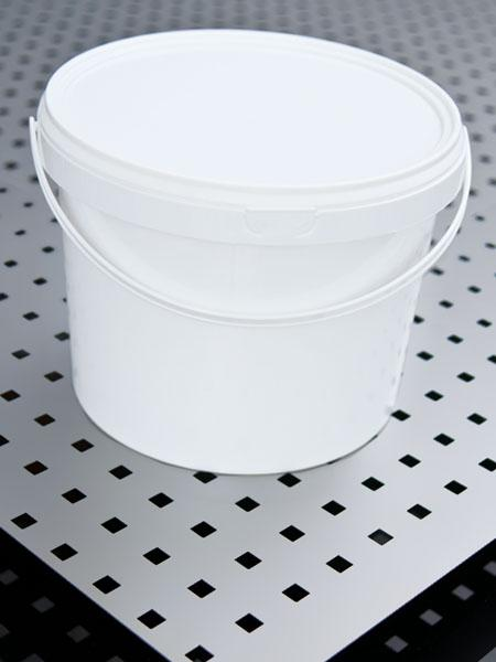 Plastic Round Pail 4950 ml Product Code: 131221