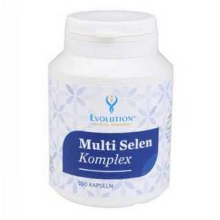 Multi-Selenium Complex 100 Capsules -