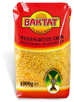 Bulgur-Wheat groats - null